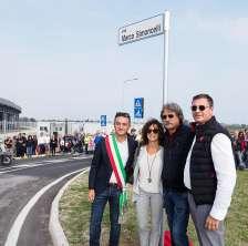 Inaugurazione via Simoncelli