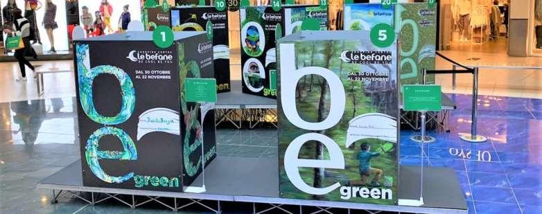 Be Green Le Befane Rimini, fino al 23 novembre 2019