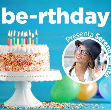 Sabato 23 novembre alle Befane di Rimini festa di compleanno con Serena Garitta