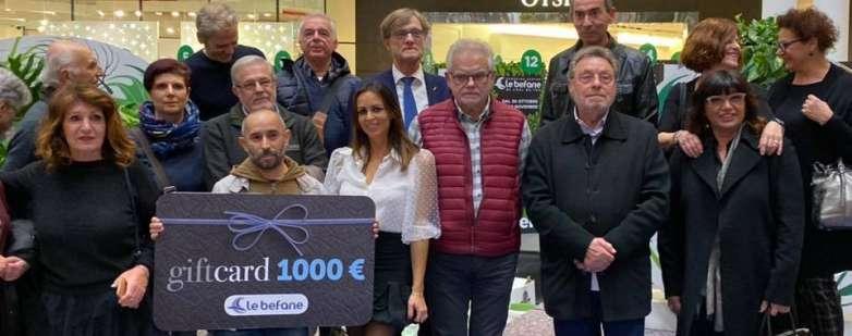 Compleanno Le Befane di Rimini 2019 con Serena Garitta
