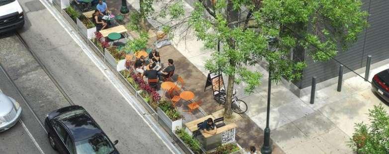 Rendering Rimini Open space