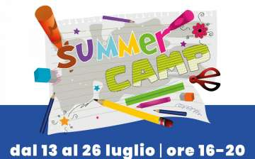 Summer Camp Le Befane Rimini dal 13 al 26 luglio 2020