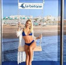 Altalena 'sul mare' a Le Befane da venerdì 31 luglio 2020
