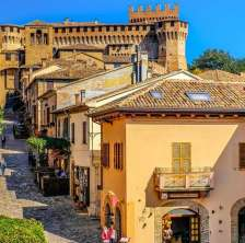 Gradara, Cattolica e Gabicce: una collaborazione per la felicità dei turisti