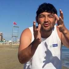 Lorenzo Ercoles, il bagnino-influencer