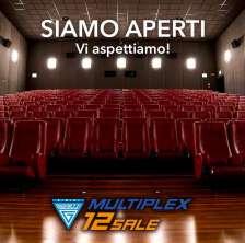 Multiplex Giometti Le Befane ha riaperto il 19 agosto 2020