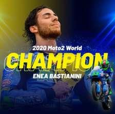 Bastianini Campione del Mondo