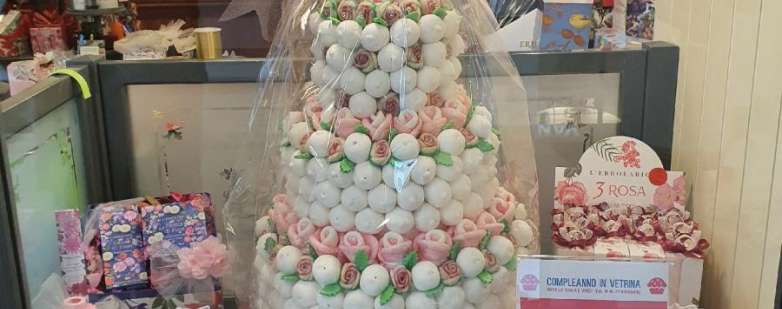 Maria Cristina Conti, titolare di Sugar Antica Croccanteria, terza grazie a Compleanno chic