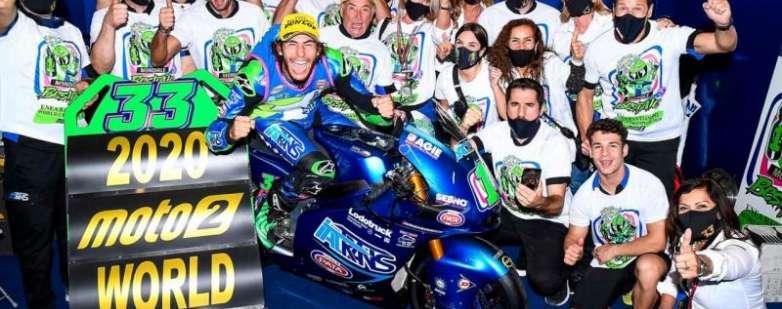 Bastianini Campione