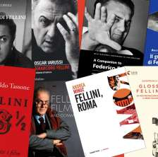 I libri dedicati a Fellini