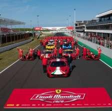 Ferrari Challenge a Misano