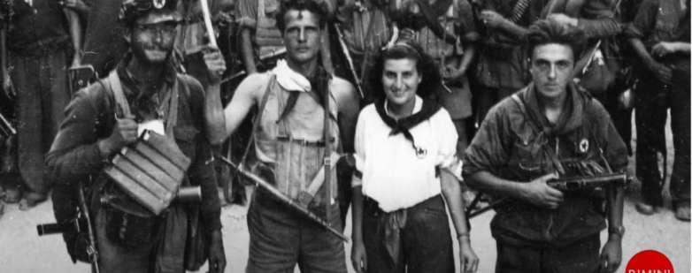 76° anniversario della liberazione Rimini da nazifascisti