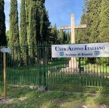 Sentiero CAI a Covignano