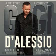 Gigi D'Alessio Tour 2021
