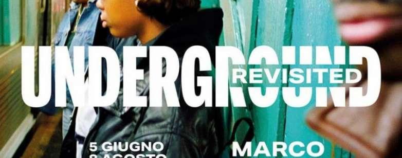Underground Revisited Marco Pesaresi