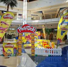 Play-Doh Village a Le Befane Shopping Centre di Rimini