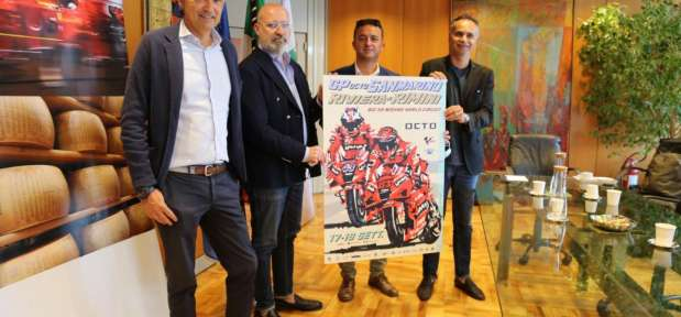 Presentato il manifesto MotoGp 2021