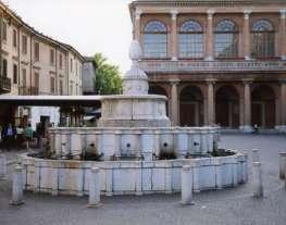 Fontana della Pigna