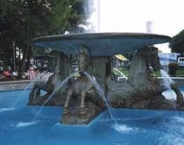 Fontana dei 4 cavalli