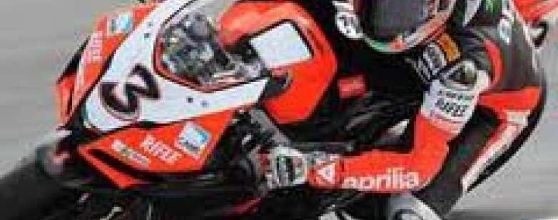 Max Biaggi, campione del mondo Superbike