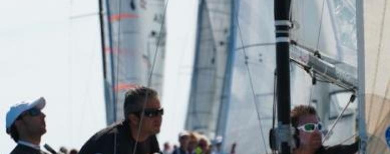 Settimo posto per  il Reggini Sailing Team all'Europeo Melges 20' di Venezia
