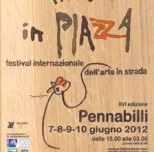Festival Internazionale dell'Arte in Strada Artisti in Piazza