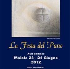 A Maiolo la 17esima edizione della Festa del Pane.