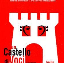 """Dal 16 luglio """"Un Castello di Voci"""