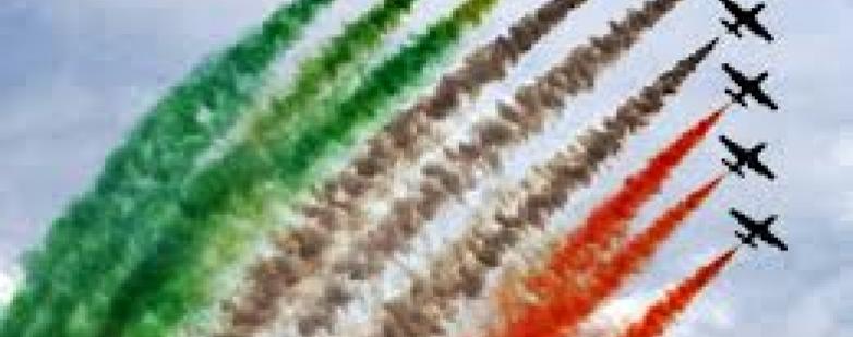 Air Show con le Freccie Tricolori