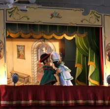 teatro dei burattini
