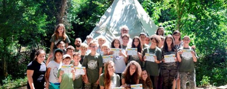 A Montescudo la prima guida sugli spazi e attività dedicate ai ragazzi