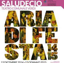 Aria Di Festa A Teatro - domani, sabato 20 dicembre, Swingeris