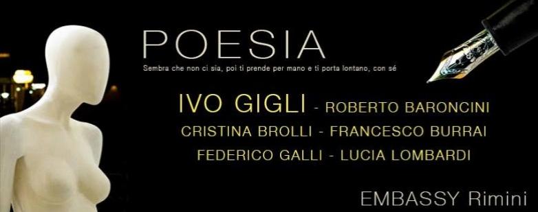 Poesia sembra che non ci sia... Reading al Villino Cacciaguerra