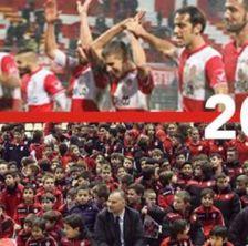 Il Rimini promosso in Lega Pro