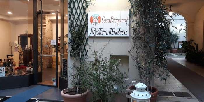 Casa Brigandi Rimini Ristorante di pesce