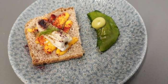 Entree - Casabrigandi ristorante di pesce