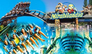 hotel 3 stelle a Miramare offerta parco mirabilandia