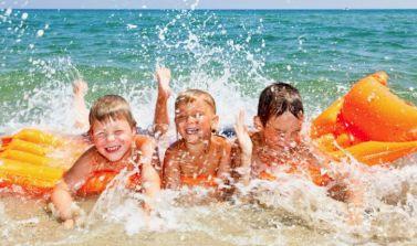 Vacanza giugno gratis per i bambini