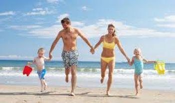 Speciale famiglia al mare a Rimini
