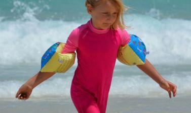 Vacanze al mare di Rimini per genitori single con bambino