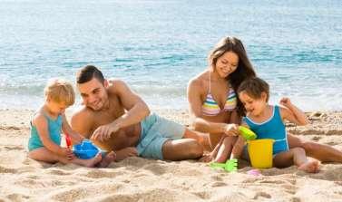 Offerta vacanze di fine luglio al mare in hotel a Rimini con animazione e parco acquatico