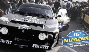 Offerta RallyLegend 1 - 4 ottobre 2020
