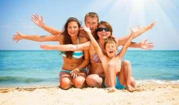 720 € a famiglia - settimana ALL INCLUSIVE