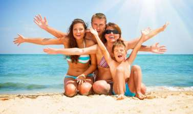 700 € a famiglia - settimana ALL INCLUSIVE