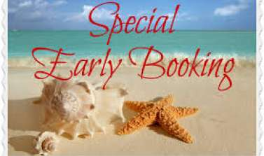 Prenota prima a luglio hotel Fronte Mare