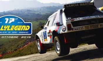 Offerta Rally Legend 1 - 4 ottobre 2020