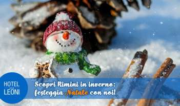 offerta natale 2019 a Rimini
