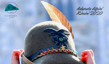 Offerta Adunata Nazionale Alpini 2020 - Rimini