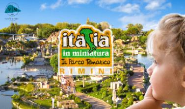 Pacchetto Hotel + Italia in Miniatura