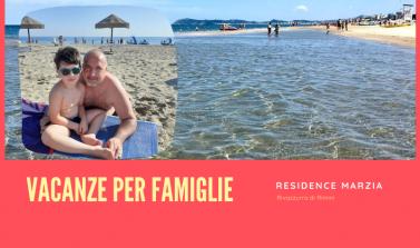 OFFERTA VACANZE PER FAMIGLIE A RIVAZZURRA DI RIMINI